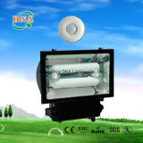 lâmpada da indução de 85W 100W 120W 135W que escurece a luz de inundação