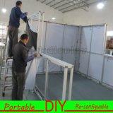 , Versatile, riutilizzabile cabina della fiera commerciale illuminata figura portatile