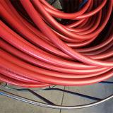 Tuyau de pompe à gaz avec fil statique pour station service