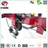 pour la cargaison 250W le tricycle électrique avec la pédale a aidé le véhicule d'adulte de batterie au lithium de vélo de 3 roues