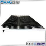 Kühlkörper-Strangpresßling-industrielle Aluminiumprofile