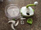 Slicer многофункциональной ручной стремительной тяпки Vegetable спиральн