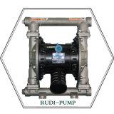 Rd25空気によって作動させるダイヤフラムポンプ金属