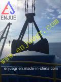 Самосхвата ветроуловителя 4 веревочек грейферный ковш Clamshell двойного механически