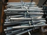 Леса/винт гальванизированные сталью Jack ремонтины