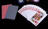 Cartões de jogo plásticos novos do clube de 100%