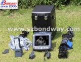 Berufsdigital-Ultraschall, der für Vieh misst