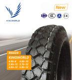 4.00-12 5.00-12 4.50-12 tres neumáticos de la motocicleta del policía motorizado