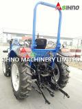 De nieuwe 50HP Vierwielige DrijfTractor van het Wiel met Dieselmotor