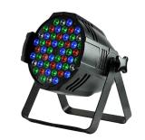 54X3w RGB/RGBW는 비 LED 동위 빛을 방수 처리한다