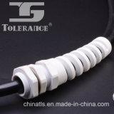 Presse-étoupe de câble IP68 en nylon spiralés approuvés