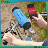 De spreker van de de fietsfiets van sporten bluetooth met LEIDEN van de machtsbank licht voor openlucht