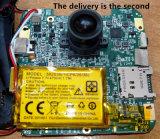 Li-polymeer Model3.7V GPS van de Batterij van het Polymeer van het Lithium 602536 602535 500mAh MP3 MP4 de Schakelaar