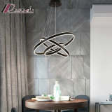 寝室のためのLEDの現代円のアクリルのペンダント灯