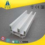 Profil en plastique de PVC de bâti de prix bas de qualité