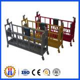 Construction et plate-forme suspendue par décoration