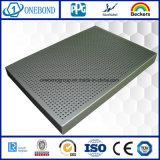 建築材料のためのアルミニウム固体パネル