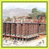 Парашют минируя машинного оборудования спиральн для концентрации штуфа