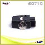 リモート・コントロール装置GSM GPSを追跡するOBDのポートの手段(GOT10)