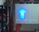 Lampen van de Vlek van de blauwe LEIDENE Pijl van de Vorkheftruck de Richting