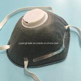 反塵の能動態カーボンが付いているN95塵のマスクマスク