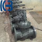 Pn40 Dn200 GOST/API/DIN moldou a válvula de porta do aço inoxidável