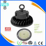 Nuovo indicatore luminoso 150W 120W della baia del UFO LED Higy