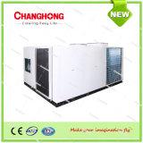 Zentrale Klimaanlagen-Wärmepumpe-Luft - - Luft verpacktes Dachspitze-Gerät