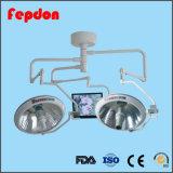 Lámpara Shadowless médica de la operación del halógeno (ZF700)