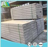Painéis de parede concretos pré-fabricados isolados de pouco peso amigáveis do sanduíche do cimento de Eco EPS interiores