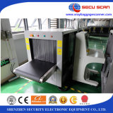 Ter na máquina de raio X do varredor AT6550 da bagagem da raia do estoque X para a verificação dos baggages do hotel