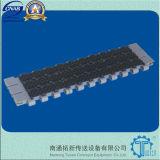 Верхняя часть Mtw1400 пластичной конвейерной плоская для индустрии замораживания