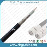 50 ohms de câble coaxial de liaison de 5D-Fb rf