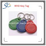 Подгонянная Programmable франтовская бирка RFID ключевая
