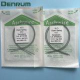 Iso aperto ortodontico del Ce della FDA del collegare della bobina della molla di Denrum