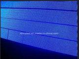 Le texte extérieur bleu simple de Semi-Outdoor& P10 DEL annoncent l'étalage