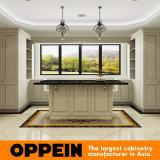 Oppeinの木製の穀物の倍の島の食器棚(OP16-S05)