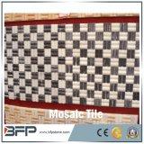 Telhas de mármore do mosaico dos estilos europeus para a cozinha Backsplash & o banheiro