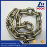 Стандартная гальванизированная G30 цепь катушки доказательства ASTM80