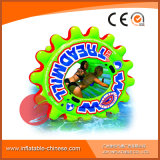 Bille gonflable Z2-002 de Zorb de l'eau de bille de roulement de l'eau de jeux de l'eau d'été