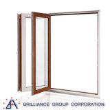 Вспомогательное оборудование двери алюминиевого окна и алюминиевое Windows