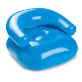 아이 PVC 또는 TPU 팽창식 소파를 위한 주문을 받아서 만들어진 색깔 작은 선물 의자