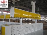 Neuer Entwurfs-Hochleistungssupermarkt-Zahnstangen-Fabrik