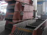 Máquina vibrante del alimentador del grisáceo para la planta de la trituradora de quijada