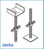 工場価格の鋼鉄管Hフレームの足場システム