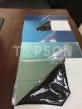 Dekoratives Farben-Edelstahl-Produkt-Stahlblech mit Spiegel-Ende für 201 304 316