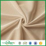 Poliéster Dry Fit Custom T Shirt Em branco, anti UV, humidade Wicking, tecido de malha de secagem rápida