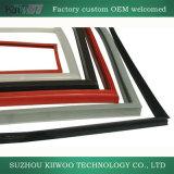 Garniture et rondelle de joint d'adhésif en caoutchouc de silicones de forme