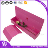 Spitzenzoll aufbereiteter lederner verpackenblumen-Kasten