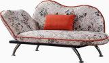 Dekorativer Muster-Entwurfs-Wagen und Gewebe mit Sofa-Bett
